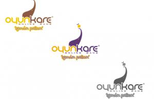 Oyunkare Logo Çalışması
