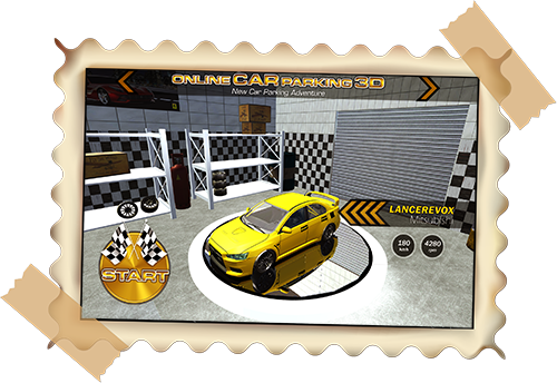 3D Car Parking Online