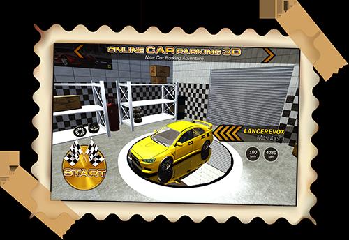 3D Car Parking Online