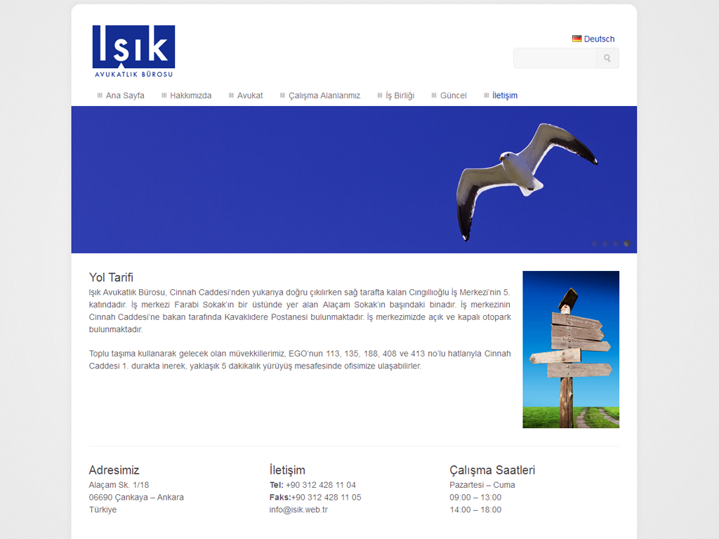 Isik Web Project 2